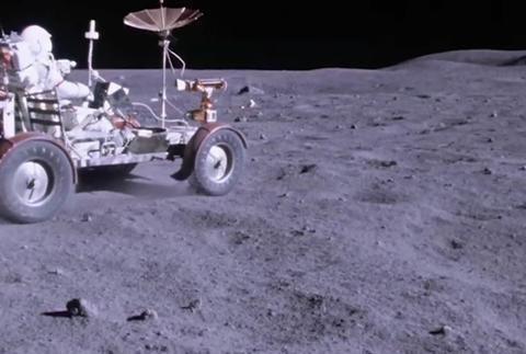 形成月球的大碰撞,撞击强度、月球大小刚刚好,人类真幸运
