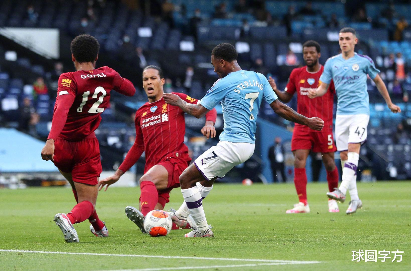 """戈麦斯定律不香了!利物浦0-4输曼城,克洛普""""只能""""再输一场"""