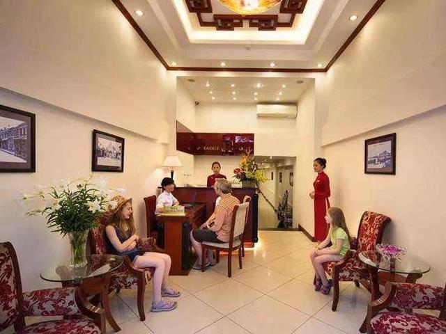越南15元的廉价旅馆,男女杂乱混住