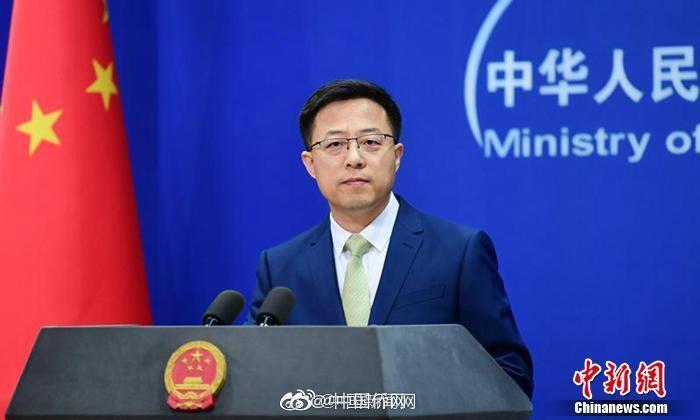 赵立坚驳斥美国防部:中国军队在西沙群岛军事训练无可非议