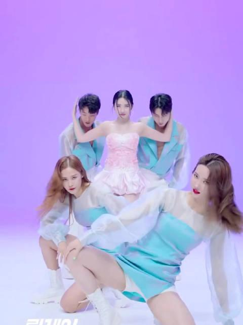 (SUNMI) 新曲《紫光夜(pporappippam)》舞蹈接力版……