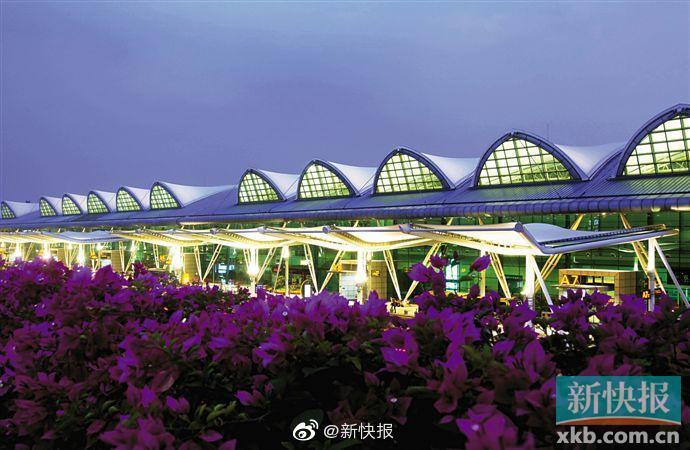 广州 高铁地铁将开进白云机场T3航站楼