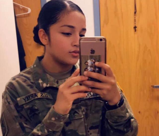 神秘失踪美军女兵残肢被发现,家属律师:军械库遇害,惨遭肢解