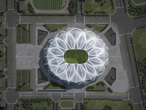 全票通过!广州恒大新球场方案正式出炉