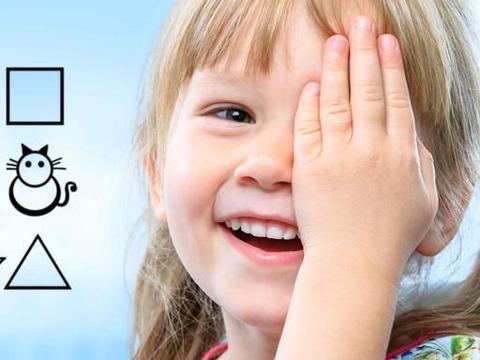 """儿童弱视,家长别再以为只是""""近视"""",应早做治疗"""