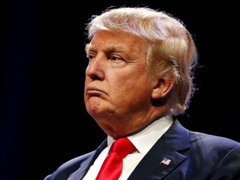 """美国人要对""""总统山""""下手了?疫情逐渐失控,美总统又遇到了难题"""