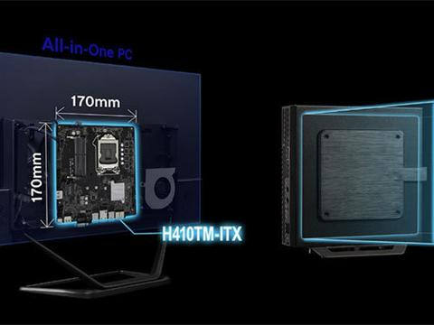 华擎推出两款 Intel 400 系 ITX 主板,采用笔记本内存