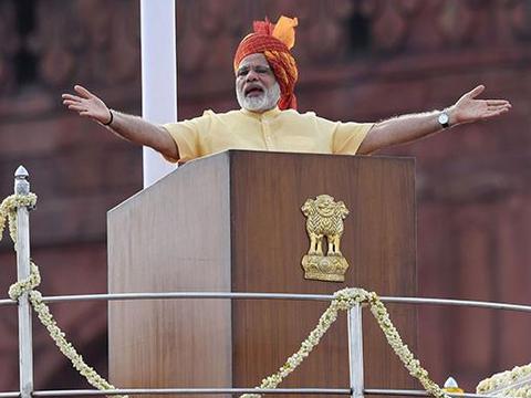 噩耗一个接着一个,印度后院突然起火,新德里宣布进入紧急状态