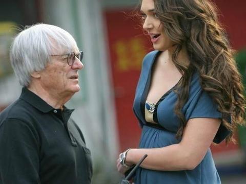 金钱的力量!89岁F1总裁伯尼让44岁爱妻生子,儿子比外曾孙还小