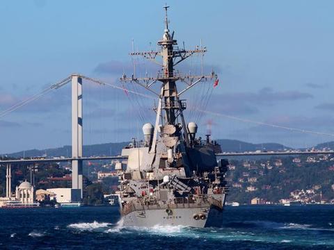 """面对黑海舰队威胁,美国正式表态:乌克兰是北约""""好朋友"""""""