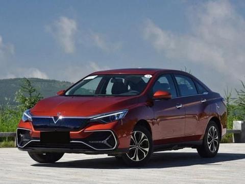 续航达405km 启辰D60EV标准版上市 共3款车型/补贴后售12.98万起