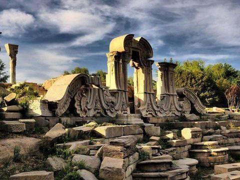 圆明园一重大发现:专家修复时,意外找到废墟下5万件文物!