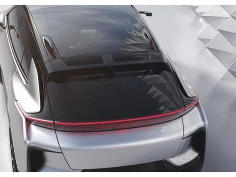 法拉第未来-FF91,将于今年9月左右交付,整车皆是黑科技的化身