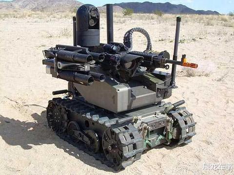 上百战斗机器人现身边境,印军被打的猝不及防,莫迪只能承认现实