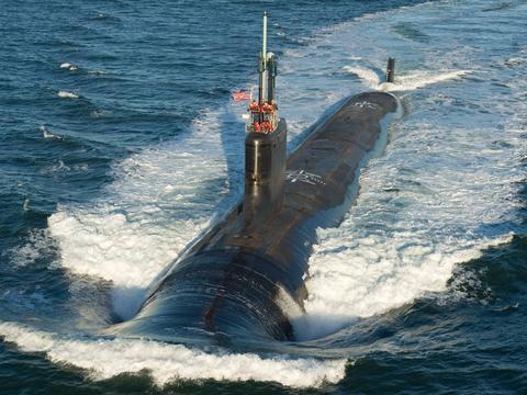 美国29艘核潜艇被爆出严重问题,它们还承担着航母编队护航的重任
