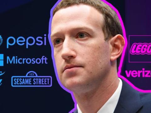 """扎克伯格:广告客户将很快""""回到"""" Facebook"""