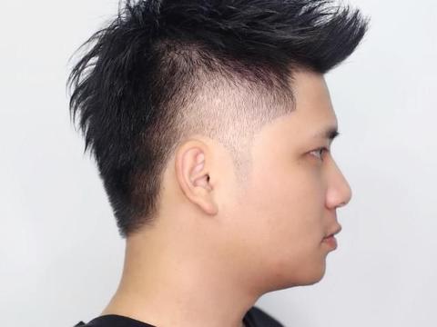 最适合中国男士的夏日发型,清爽时尚太有型,又帅气又精神
