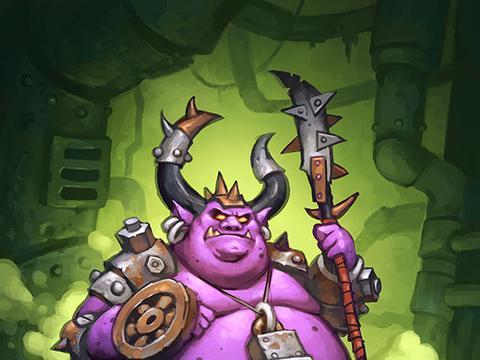 炉石传说:最新套路!祈求牧化身中速buff流,外服直接登顶!