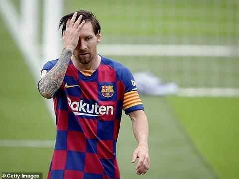 梅西与教练俱乐部分歧加深!21年合同到期后离开?想回阿根廷联赛