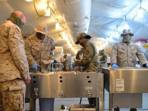 美军全球基地问题频发,不是感染就是坠机,调查隐瞒不报