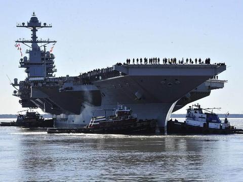 不是美俄,7万吨航母计划曝光,采用核动力还搭配电磁弹射