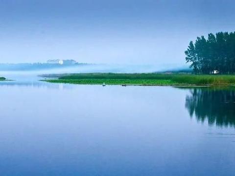 济南平阴华章·自然风光·湖
