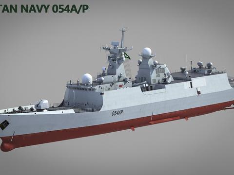 巴铁054A/P即将下水,配备红旗16、鹰击12,成印度海军强劲对手