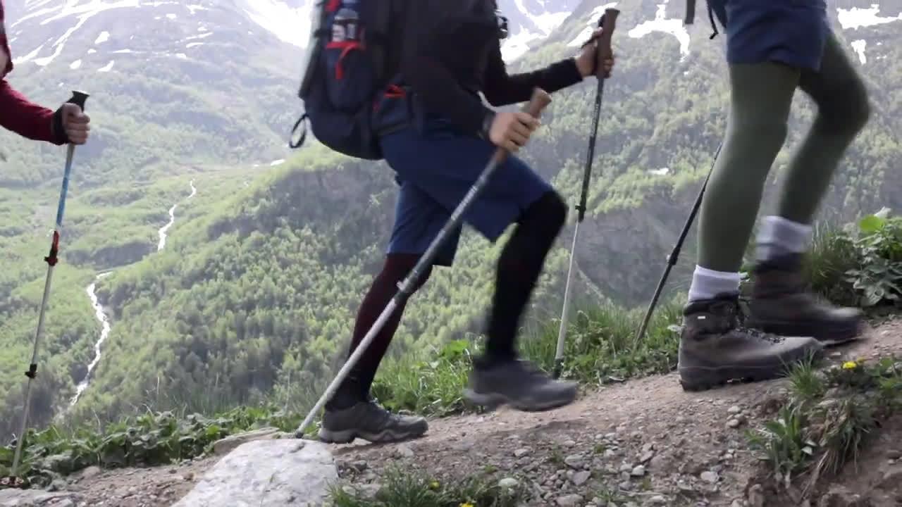 宅家许久,趁天气放晴,带上相机,记录下愉快的登山之旅吧