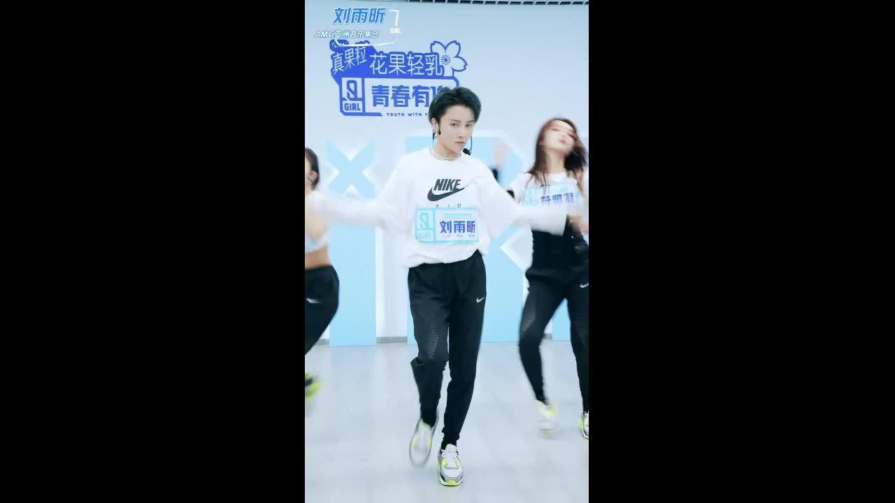 刘雨昕十面埋伏2,刘老师舞蹈实力是真的很强……