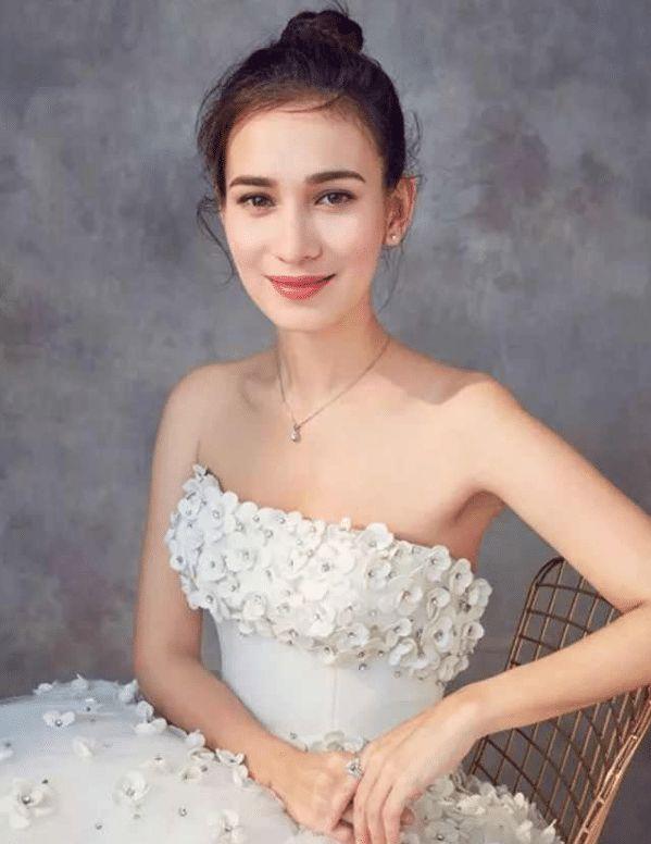 """两人才结婚刚刚半年时间,韩庚依旧帅气,而卢靖姗却堪比""""整容"""""""