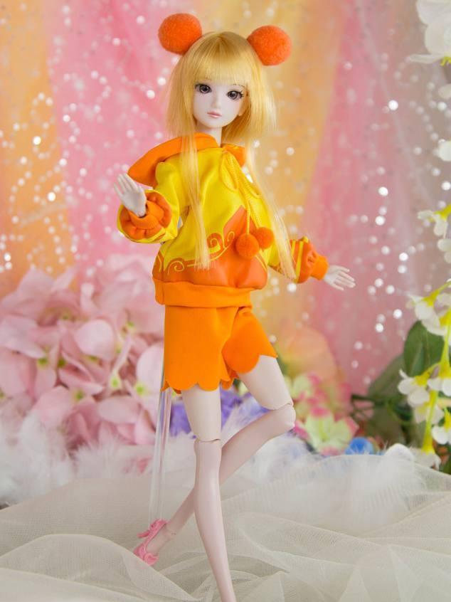 十二星座专属叶罗丽芭比,最美还是冰公主,巨蟹座王默也不丑!