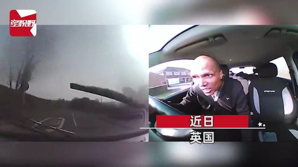 男子出狱后再犯罪飙车狂欢,撞多车致老人死亡,车内恐怖画面曝光