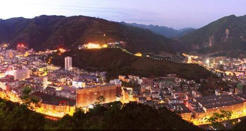 陕西商洛下辖的7个行政区域一览