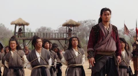 梁山好汉最后一名为啥是段景住,而不是王定六、张青和石勇