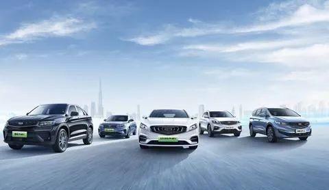 国人值得骄傲 吉利ePro开启汽车混动技术三国时代