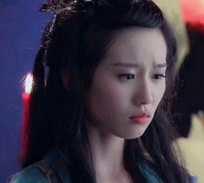 """刘诗诗最""""寒酸""""的一部戏,头上顶着2个鸡爪,却成了最美小龙女"""