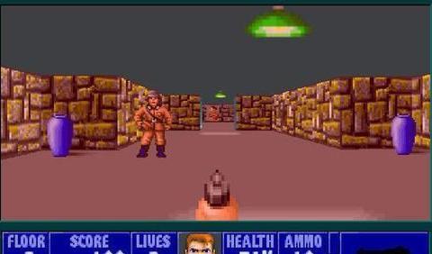 FPS游戏演变史,最初的游戏已没落,如今的时代百花齐放