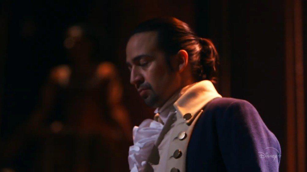 音乐剧《汉密尔顿》在美国成了一种文化现象……
