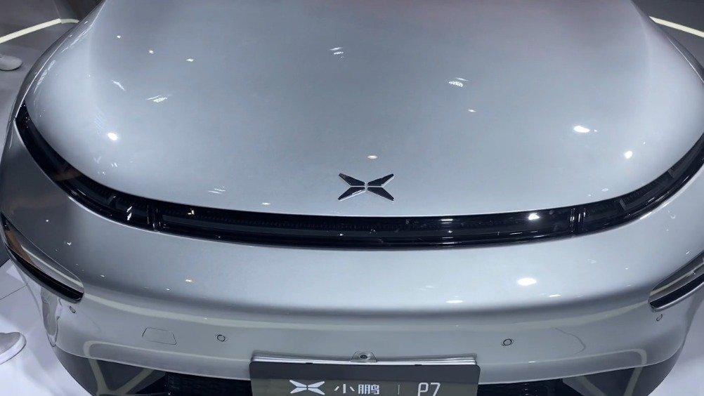 国产性能车之光,小鹏P7的外观设计够酷吗?