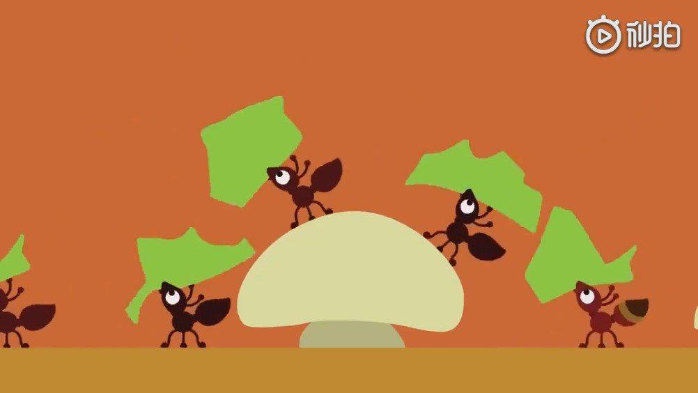 YouTube点击近2千万的趣味动画《蚂蚁》:拒绝平庸……