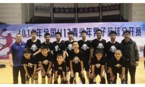 天才少年五年级身高超一米九,一个月连夺两冠,已被中国篮协相中