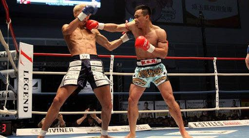 """泰拳""""大魔神""""一报KO之仇!拳腿重击猛轰日本高手!"""