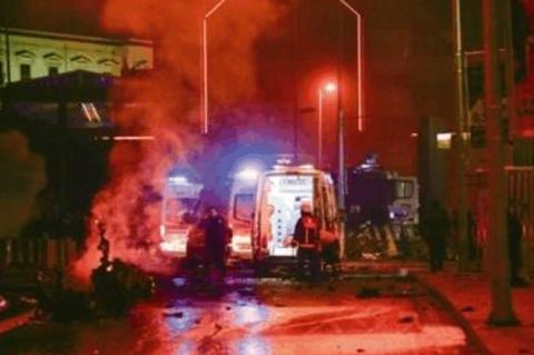 库尔德人发出最后警告!35座工厂被大火焚毁,埃尔多安自讨苦吃