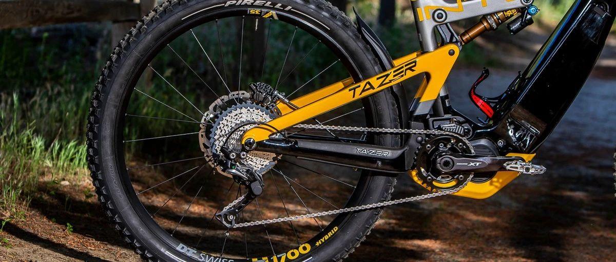 倍耐力推出E-MTB轮胎SCORPION 橡胶配方由F1轮胎基地打造