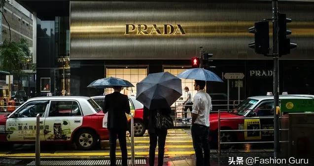 Prada在亚洲的销量呈双位数增长
