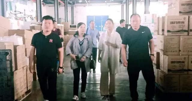 合阳县对上半年招商引资工作进行考核