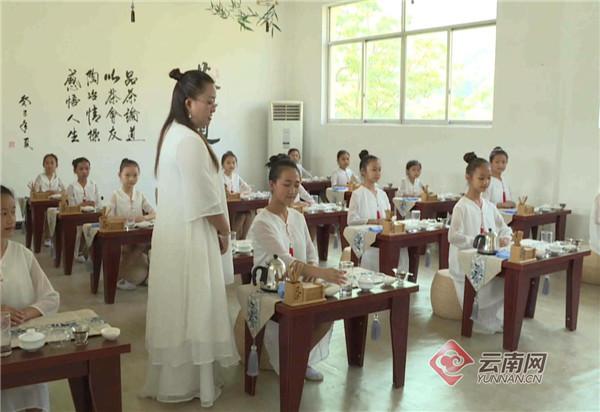 云南元阳:乡村学校少年宫为孩子放飞梦想