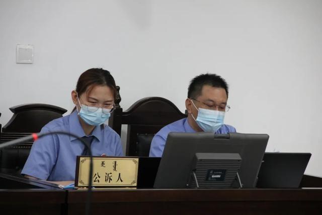 内蒙古自治区财政厅原副巡视员包烂漫受贿案一审开庭