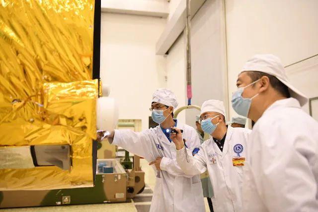 雾霾中也能拍出高清图!我国分辨率最高的民用光学遥感卫星升空