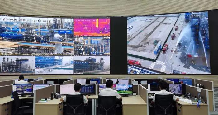 东营港经济开发区举办2020年危险化学品生产安全事故应急实战演练